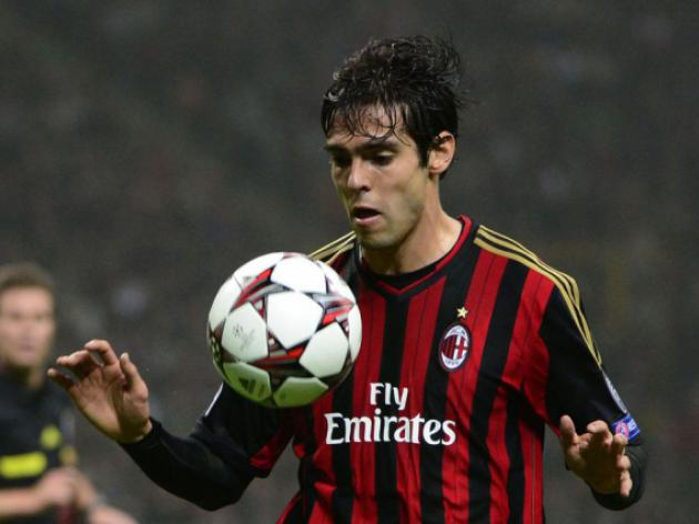 Kaka wins Milan praise after precious Barca point