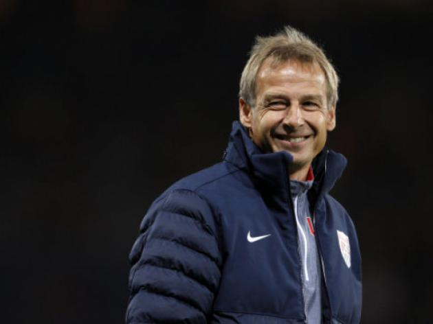 Klinsmann has ambitious plans for USA