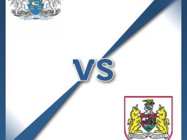 Bristol City away at Peterborough United - Follow LIVE text commentary