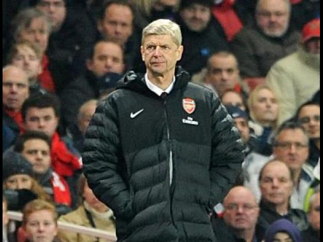 Arsenal boss Arsene Wenger rues missed opportunity