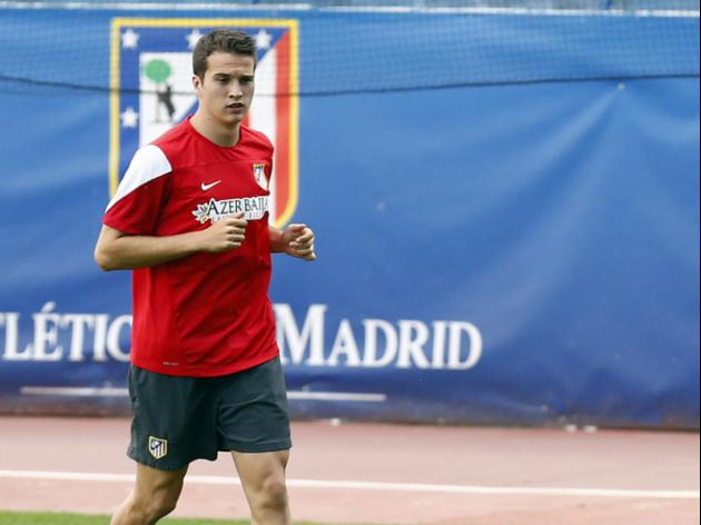 Javier Manquillo close to Liverpool switch