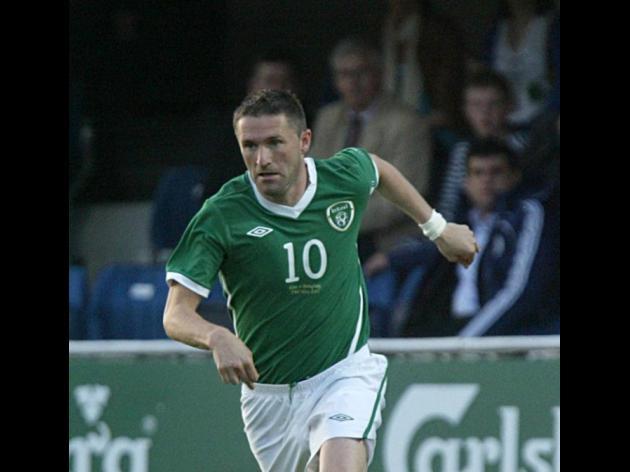 Slovakia 1-1 Republic of Ireland: Report