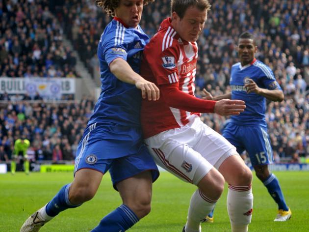 Stoke City 1-1 Chelsea: Report