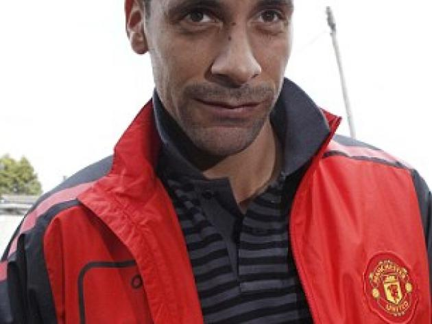 Manchester United's Rio Ferdinand gives evidence in harassment trial