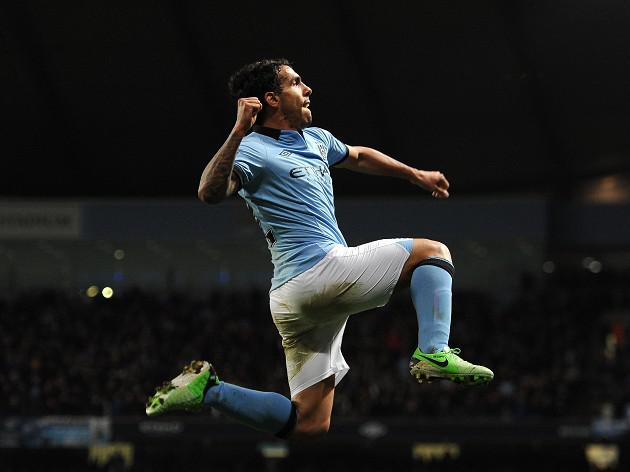 Tevez set for Manchester City exit