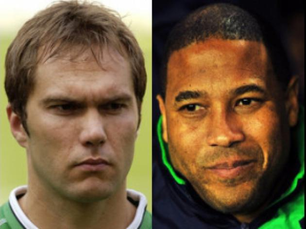 Tranmere axe Barnes and McAteer