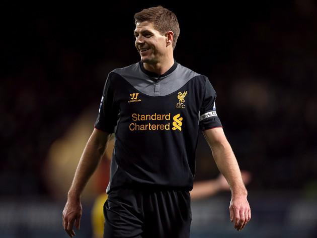 Rodgers pleased with Gerrard form
