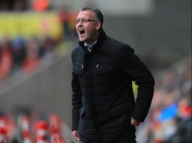 Lambert focused on team issues
