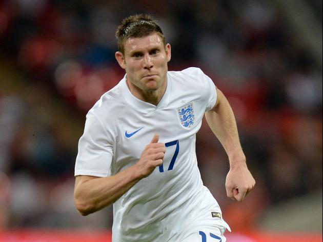 Milner focused on England