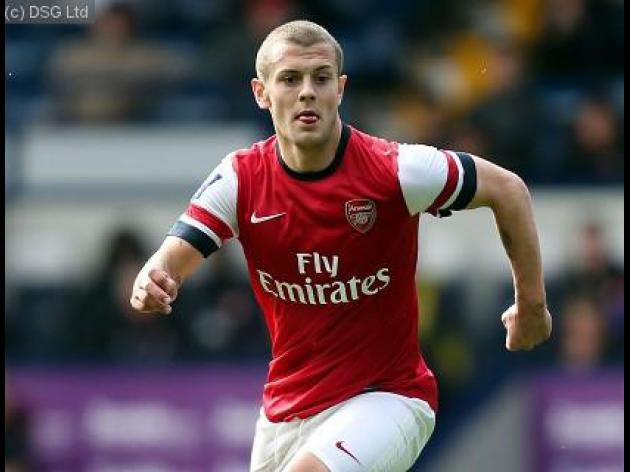 Wilshere looking at the positives of one game ban