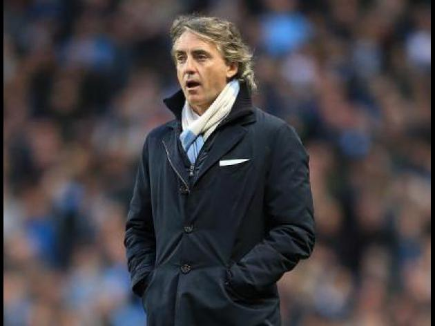Mancini calm over City future