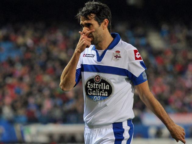 Valeron to leave relegated Deportivo
