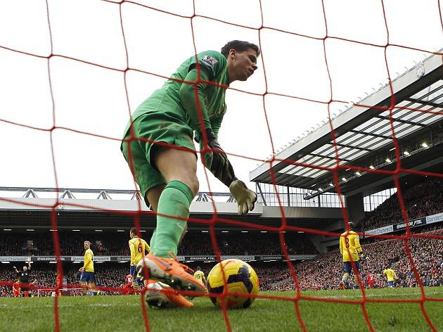 Szczesny rules out Anfield repeat