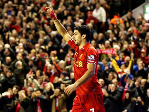 Suarez to make Anfield return
