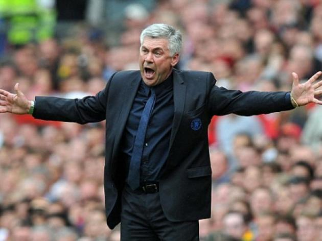 Carlo Ancelotti reiterates desire to stay in England... if Chelsea sack him