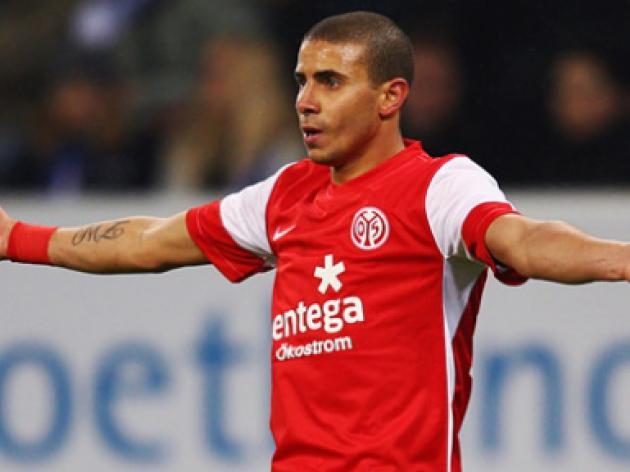 Mainz hot-shot Zidan fined for swearing outburst