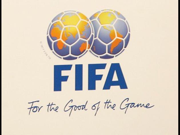 Duo suspended in FIFA probe