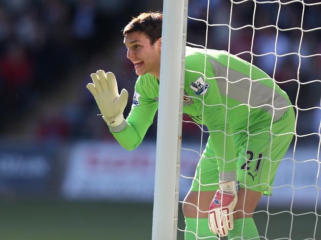 Keeper heroics thwart Liverpool