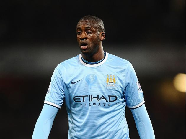 Title race tough for Toure family