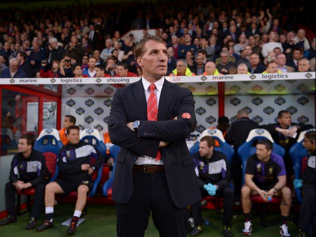Rodgers poised to sign new Liverpool deal