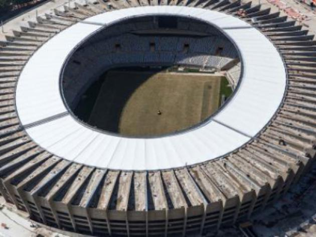 Mineirao - World Cup 2014