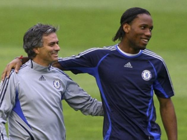 Didier Drogba lined up by Real Madrid in 15m bid to keep Jose Mourinho