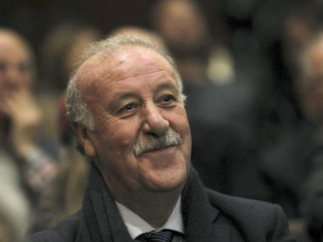 Brazil could crack under pressure - Del Bosque
