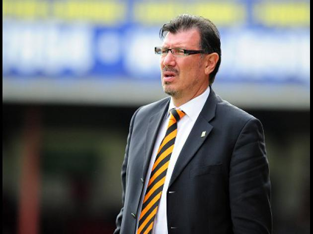 Berwick 5-0 Alloa: Report