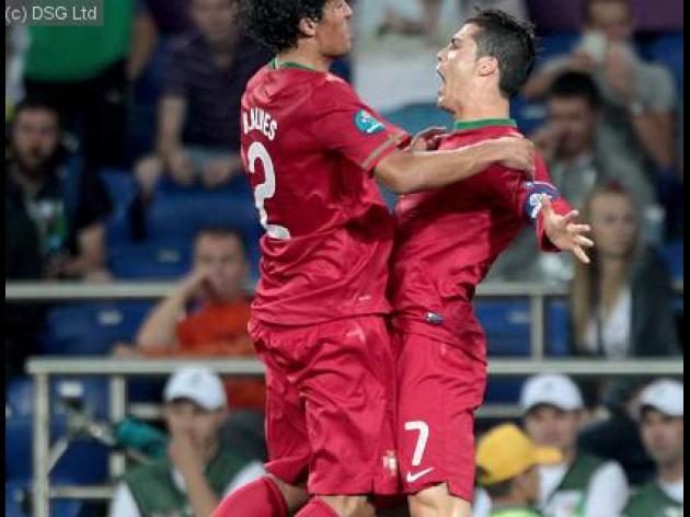 Portugal V Netherlands : UEFA Euro 2012 Match Report