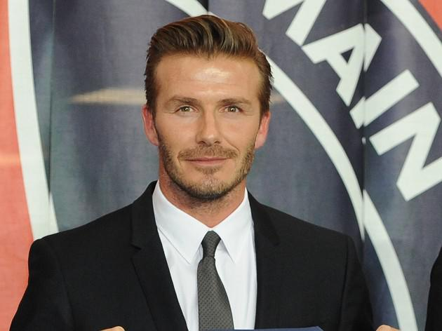 Ancelotti wants Beckham to match Maldini