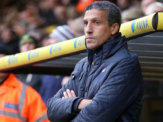 No more Mr Nice Guy - Hughton