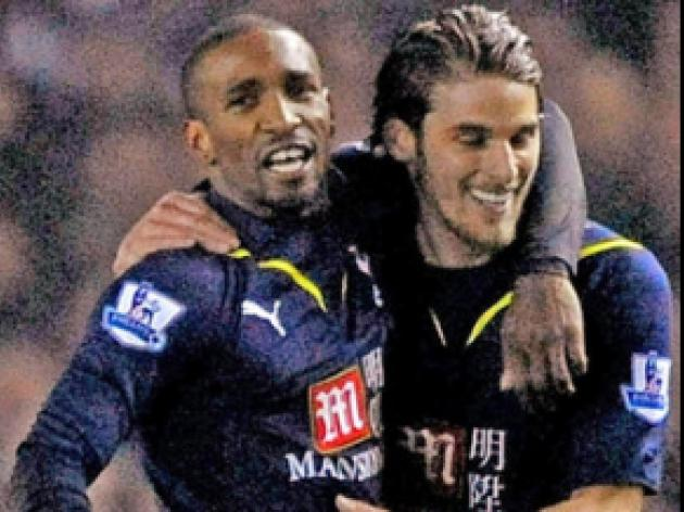 Defoe delighted to reach fifth round