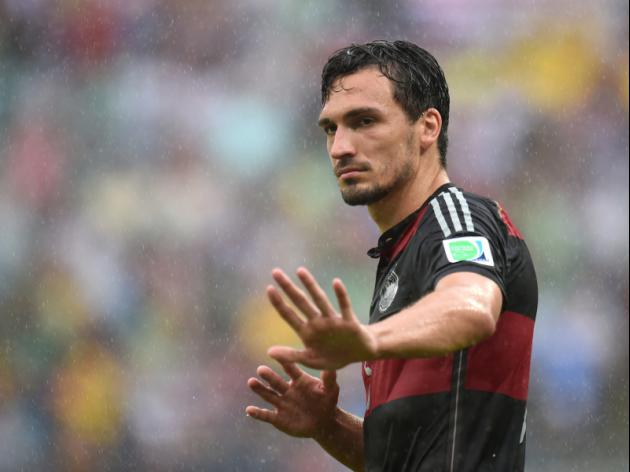 United to sign Mats Hummels as Barca concede defeat in signing the defender