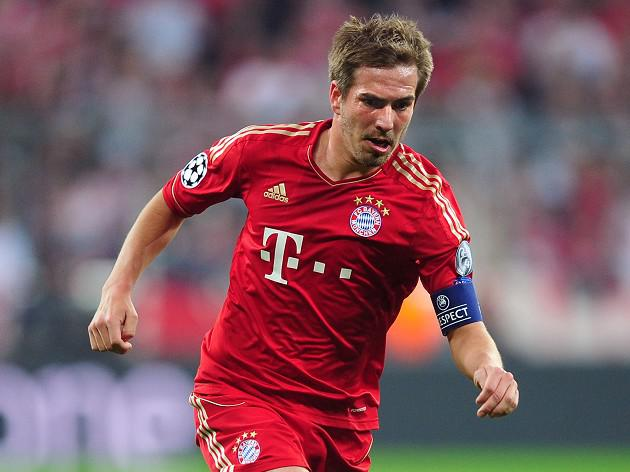 Bayern Munich skipper Philipp Lahm demanding more of the same
