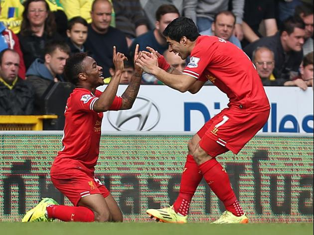 Liverpool go five clear at top with win at Norwich