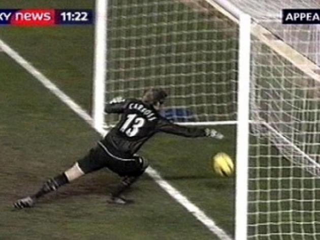 Roy Carroll, Perdo Mendes, the linesman... no one can forget Spurs' phantom goal