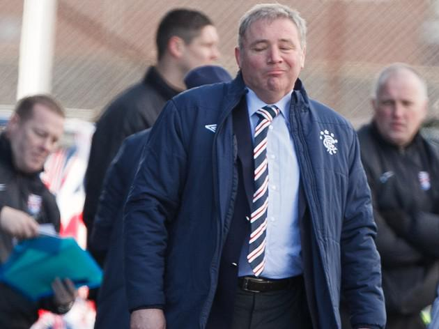 McCoist: We need more players