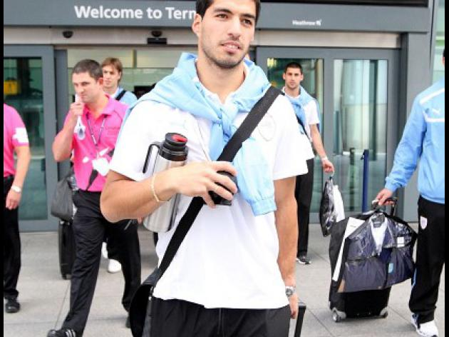 Rodgers urges Suarez to look ahead