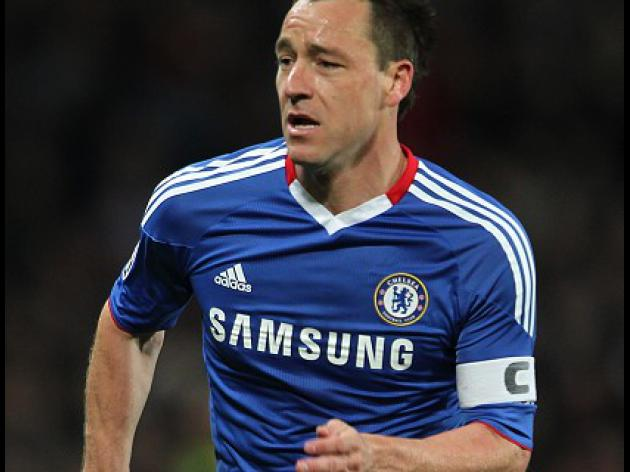 Terry backs Ancelotti