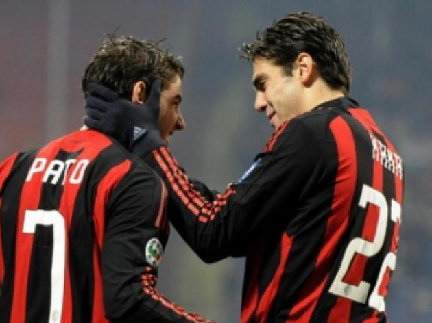 Ancelotti dampens Kaka and Pato rumours