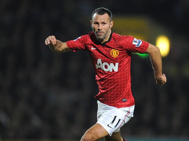 Ryan Giggs plays down the Manchester derby