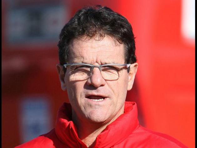 Capello enjoying England challenge