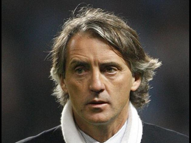 Mancini targets Premier League title