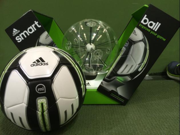 Adidas unveil England's potential penalty saviour, the Smart Ball