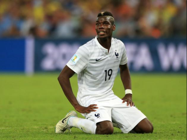In-demand Pogba extends Juventus deal to 2019 - club