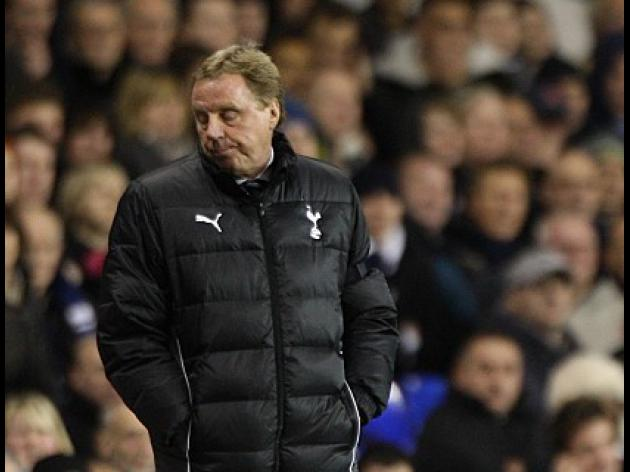 Redknapp blasts transfer weakness