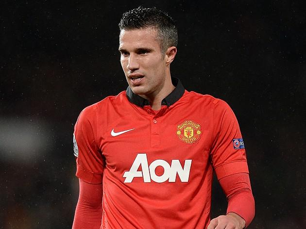 Van Persie injury worries Moyes