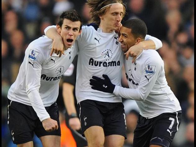 Tottenham 3-1 Swansea: Match Report