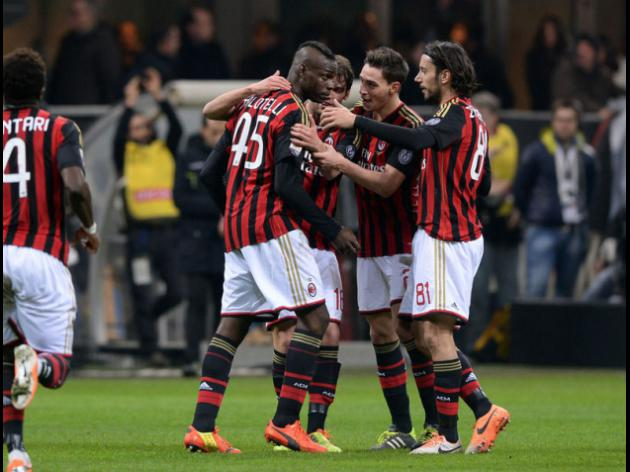 Milan sink Samp as Inter confirm draw king status
