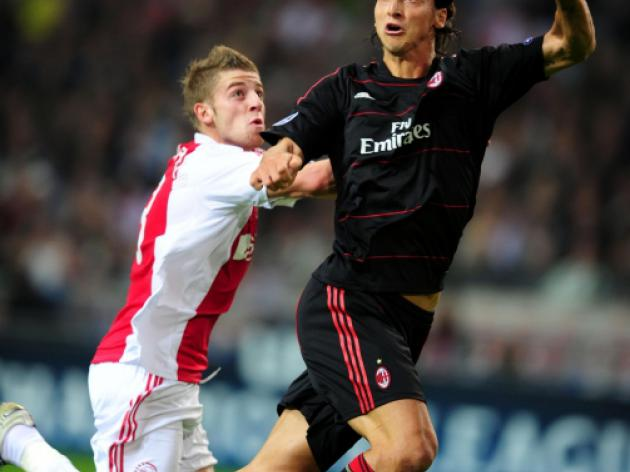 Ajax 1-1 AC Milan: Report